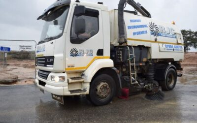 All you need to know about road sweeper hire